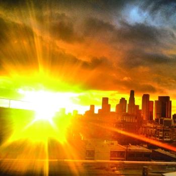 Richardson Banks, Melissa-Rooftop Sunset Blaze of Glory pg 96 (3in)