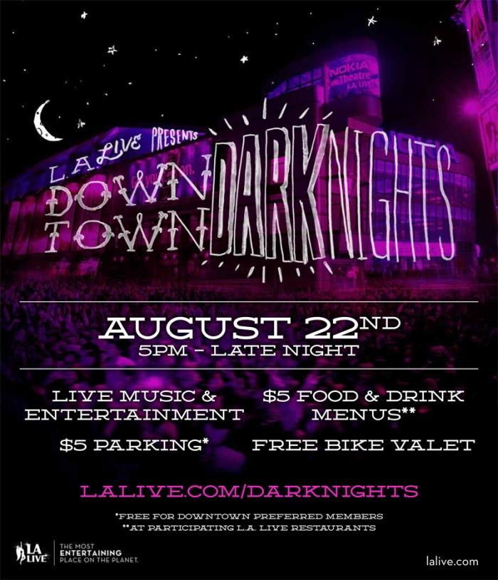 DTLA Dark Nights