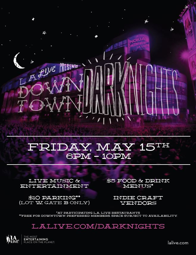 Dark Nights Flyer 5.15.15