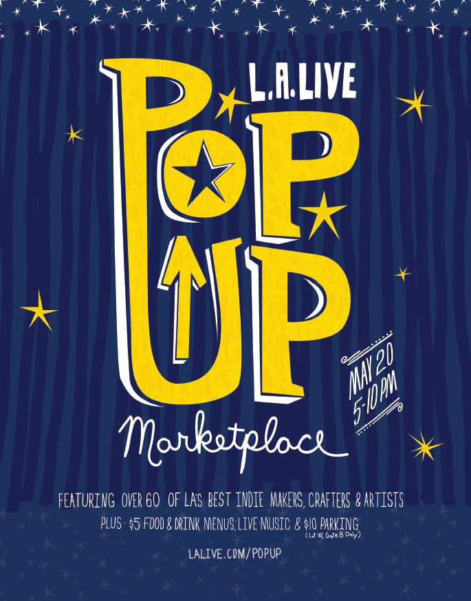 POP UP Marketplace